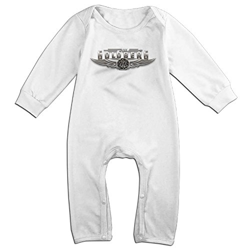 bill-goldberg-awesome-sliver-logo-cool-baby-onesie-romper-jumpsuit-bodysuits