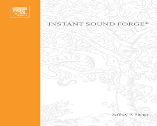 (Instant Sound Forge (Instant Series))