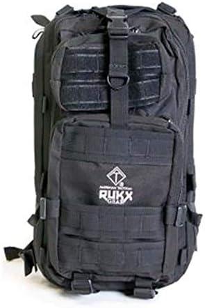 ATI Rukx Gear Tactical 1 Day Backpack, Black