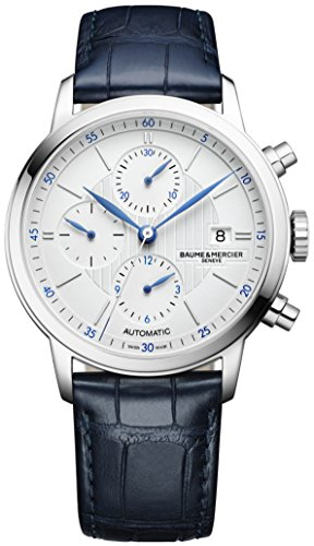 Baume et Mercier Classima Chronograph Automatic Mens Watch MOA10330