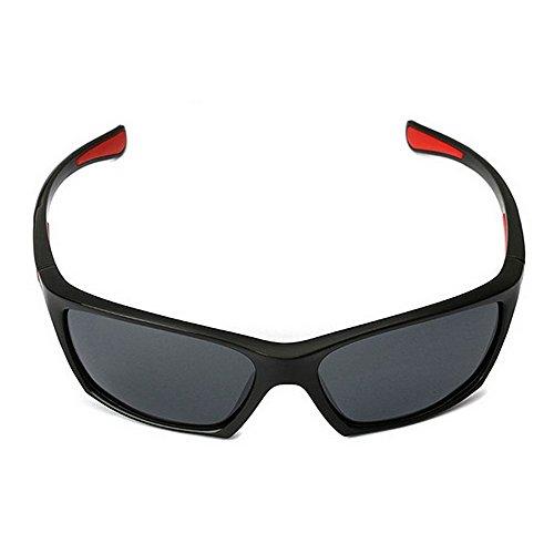 Sol Sol Deportivas de Al para con Gafas LBY Gafas Libre De Y Hombre Aire Biking Blanco Negro w8wx6Rq01
