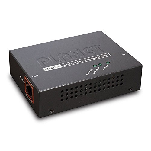 POE-E201 IEEE802.3at High Power POE Repeater (Exte...