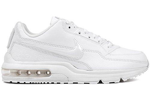 Nike Mens Air Max LTD 3 Running Shoes White/White 687977-111 Size 10
