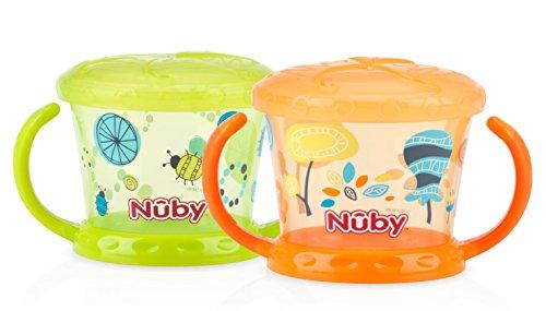 Nuby Designer Printed Keeper Orange