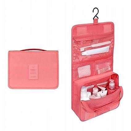 92ec7e180bdb Image Unavailable. Image not available for. Color  Mini Mexx Brand Women  Men Large Waterproof Makeup Bag Travel Beauty Cosmetic Bag Organizer Case  ...