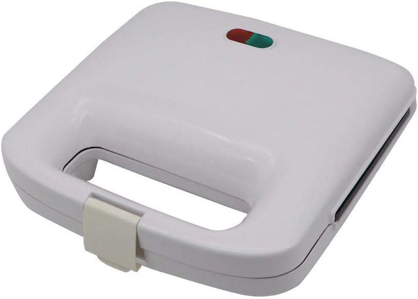 tostadoras Sandwichera tostadora de pan de hierro máquina de desayuno waffle grill horno grill molde molde sartén207W