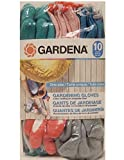 Gardena One Size - Gardening Gloves - Pack of 10 Pairs