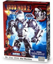 2 - Ironman 2  War Machine -