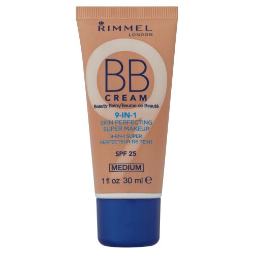 Rimmel London - Beauty Balm BB Cream 9-IN-1 Skin Perfecting
