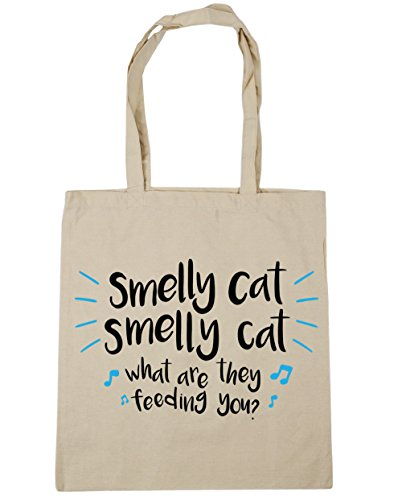 cat Bag Gym x38cm Beach they 42cm 10 Natural cat Smelly Tote are litres you Shopping HippoWarehouse smelly feeding what wStqxPO