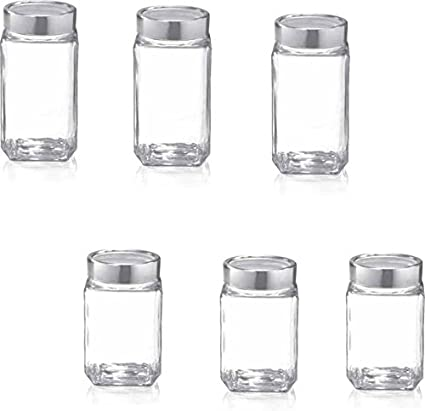 Buy Treo Glass Grocery Storage Container Holder Nocolortrans 800