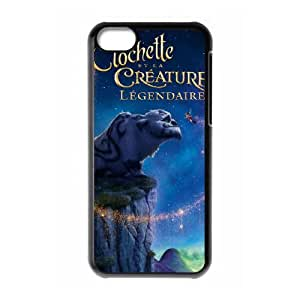 Tinkerbell and the Legend of the Neverbeast iPhone 5c Cell Phone Case Black qgmh