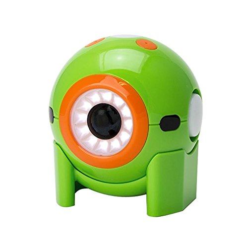 image Wonder Workshop Dot Creativity Kit Robot de Le Jouet pour Apprendre à Programmer en s'amusant – Le Robot Jouet éducatif Mist/Steam avec Applications gratuites