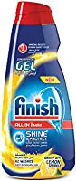 Save 25% on Finish dishwasher detergent concentrated gel lemon, 1L