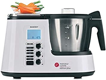 SILVERCREST Robot de Cocina Monsieur Cuisine Plus: Amazon.es