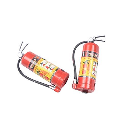 JPJ(TM)1Pcs Hot Fashion 1/10 RC Crawler Accessory Parts Fire Extinguisher Model For Axial SCX10 TRX4