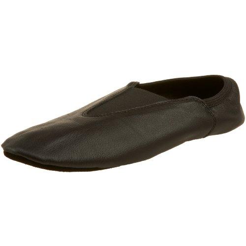 Capezio Women's Agility Gym Shoe,Black,7 M US by Capezio