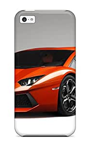 Case Cover Skin For Iphone 5c (2012 Lamborghini Aventador Lp700 4)