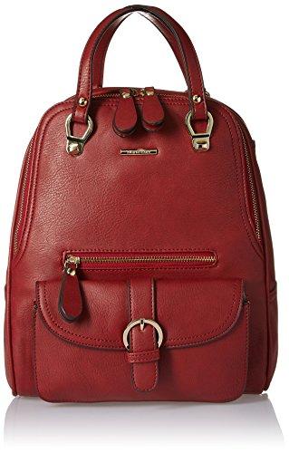 Diana Korr Matilda Women's Fashion Backpack (Red) (DK33HRED)