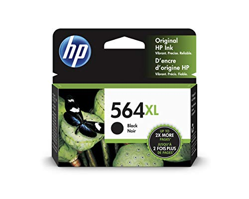HP 564XL | Ink Cartridge | Black | CN684WN (Hp 5510 Photosmart Printer)