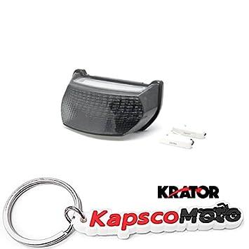 Amazon.com: Krator 1995-2003 Kawasaki Ninja ZX7R ZX1100 LED ...