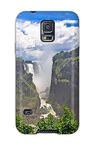 AERO Jose Aquino's Shop Best New Arrival Case Specially Design For Galaxy S5 (river Earth) 2034905K73238627