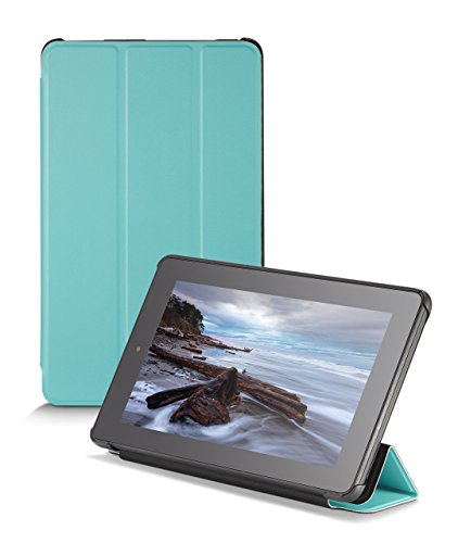 - NuPro Fire Slim Standing Case (Previous Generation - 5th), Turquoise