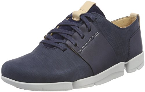 Femme Caitlin Tri Basses Clarks Sneakers PqI4Hw6