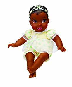 Amazon.com: Disney Princess Baby Doll - Tiana: Toys & Games