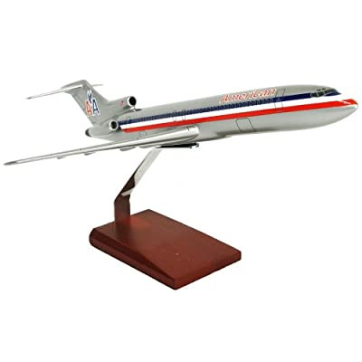 Executive Series G1310 American Airlines Boeing 727-200 1:100 Scale Display Model