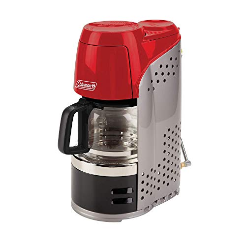 Coleman QuikPot Propane Coffee Maker (Renewed)