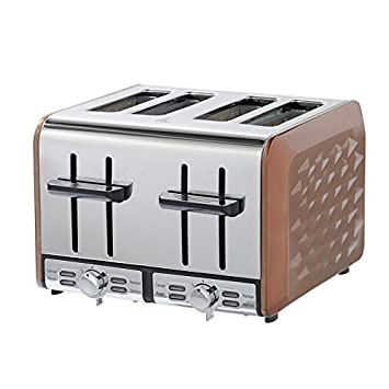 toaster sunbeam index ss cafe slice series