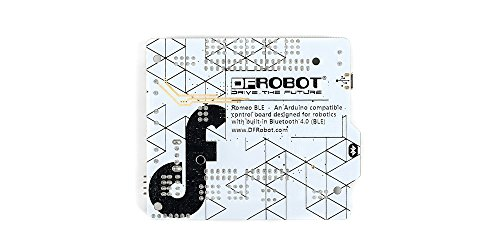 DFROBOT Romeo BLE - Arduino Robot Control Board with Bluetooth 4.0 by DFROBOT (Image #2)