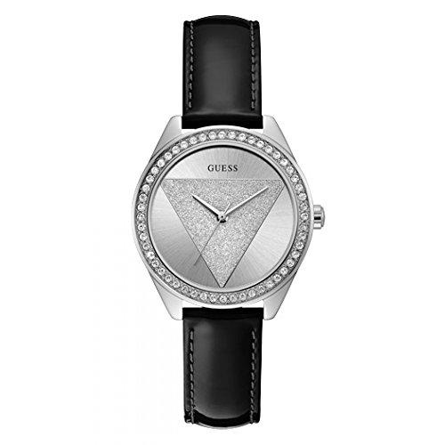 Guess Ladies Tri-Glitz Watch W0884L3 Gray Woman ()