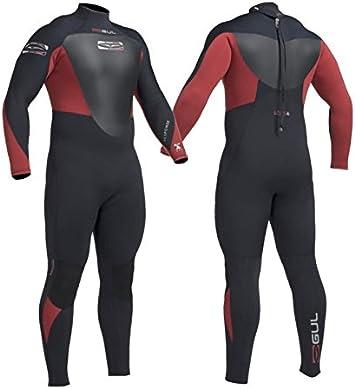 Gul Response Mens 5mm Neoprene Full Wetsuit Diving Swimming Surfing Sailing