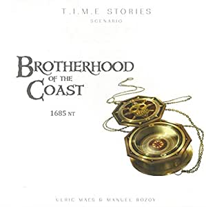 TIME Stories: Brotherhood of The CoastBoard Game