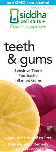 Siddha Teeth and Gums Homeopathic Liquid