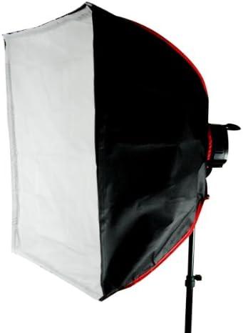 LimoStudio Photography Studio 28 x 28 Honeycomb Grid Softbox Lighting Reflector AGG1277