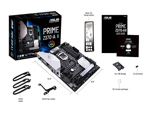 Build My PC, PC Builder, ASUS Prime Z370-A II