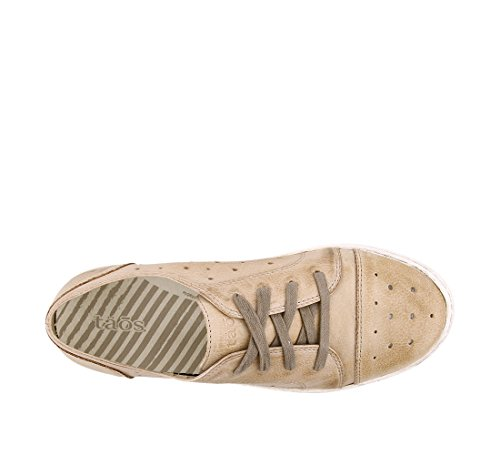 Taos Womens Holesome Sand Sneaker 8 B (M) US THOsP