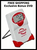 Sports Sensors Swing Speed Radar With Tempo Timer + Includes Exclusive Golf Bonus DVD