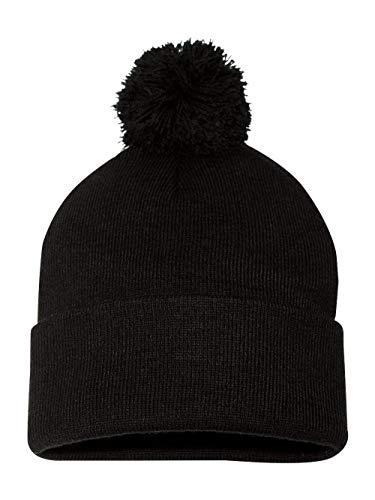(Sportsman - Pom Pom Knit Cap - SP15 - One Size -)