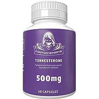 Turkesterone 500mg 60 Capsules