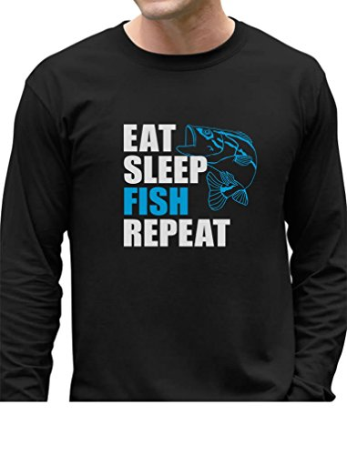 Angler Angelsport Sweat-Shirt fishing relaxes