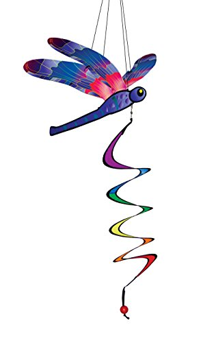 In the Breeze Dragonfly Twister (Dragonfly Whirligig)