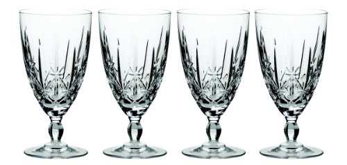 Iced Stemware Marquis (Marquis Sparkle Iced Beverage Set/4, 7oz Clear)