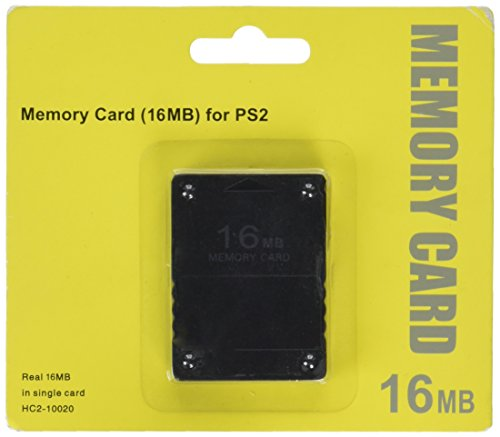 16MB Memory Card for Sony PS2 (Playstation 2)