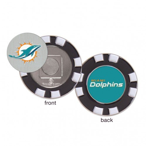 Dolphin poker chips