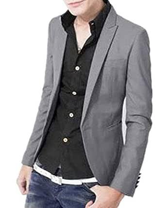 Laisla fashion Traje De Hombre De Negocios Slim Fit Traje De ...