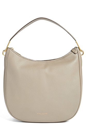 Leather Cement Jacobs By Marc Pike Hobo Place Shoulder Marc Bag qzUEwwX